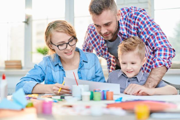 Berikan anak ruang untuk berekreasi dan mengekspresikan diri