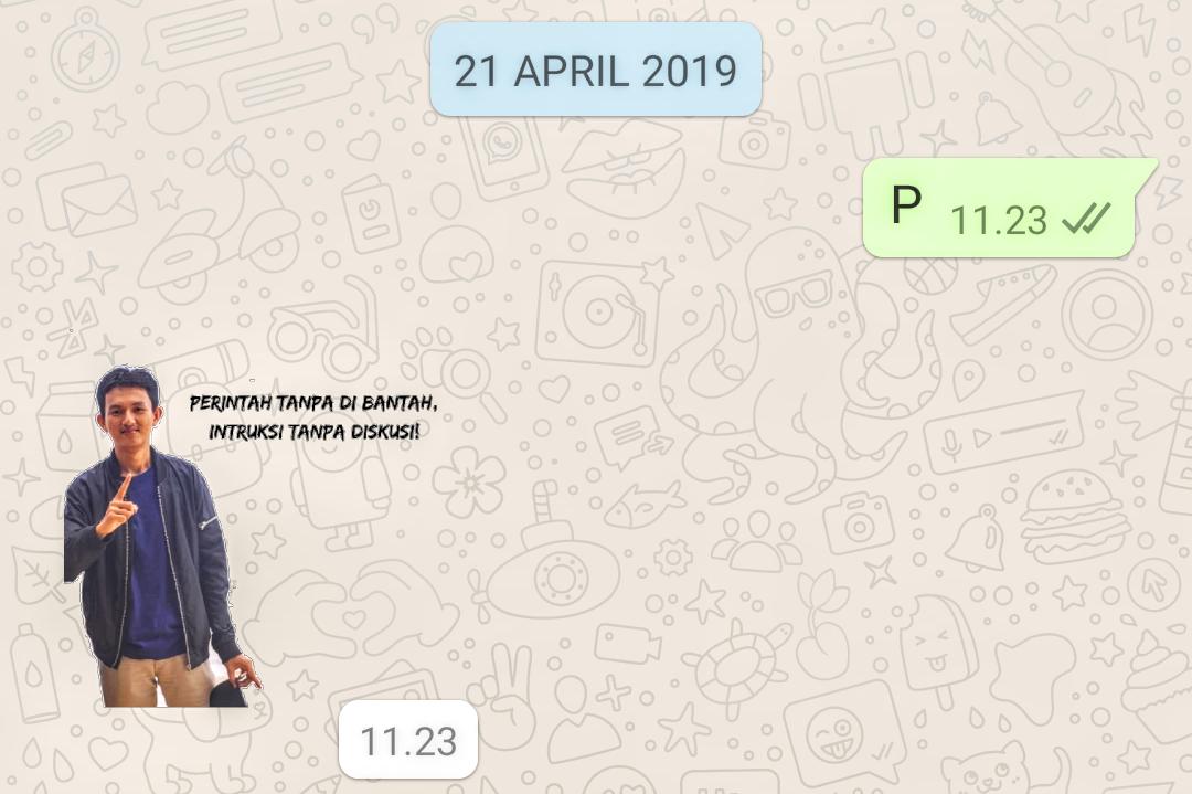 3 Cara Membuat Stiker Whatsapp Dengan Foto Sendiri Anginbisniss Com