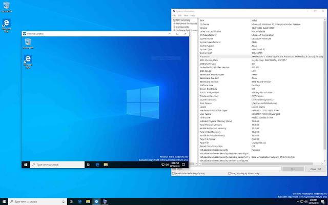 Keuntungan Dan Cara Menggunakan Windows Sandbox