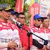 Wiranto Lepas Ribuan Peserta Sepeda Nusantara Di Serang Banten