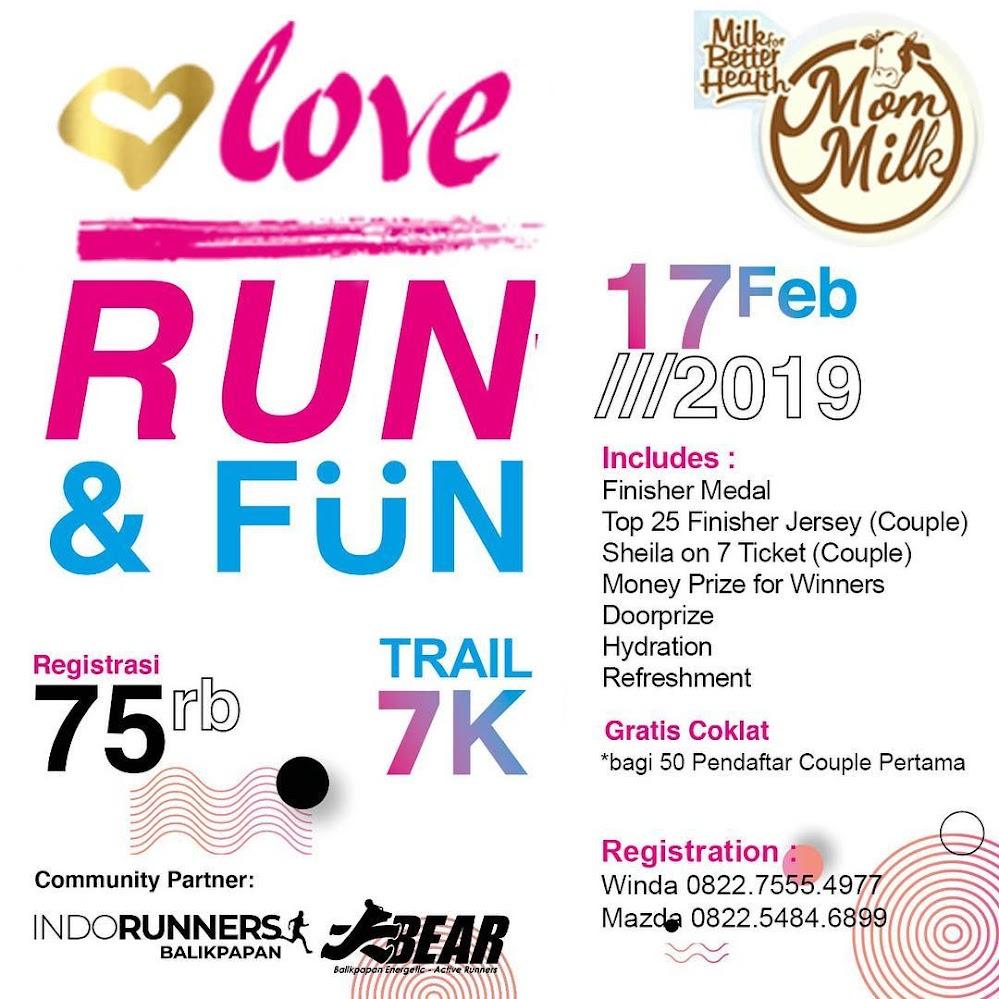 Love Fun Run 7K • 2019