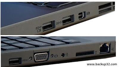 المنافذ وكاميرا الويب Thinkpad W550s