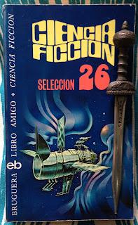 Portada del libro Ciencia ficción selección 26, de varios autores