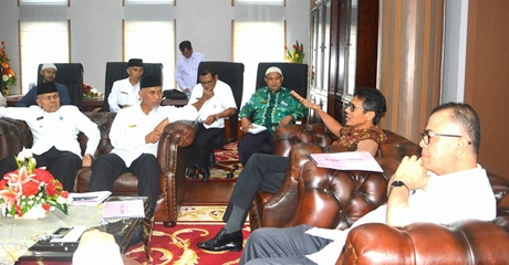 Didukung Gubernur, Wapres Akan Buka Pertemuan Dai di Padang