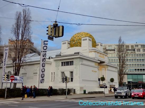 Museo de la Secesión - visitar Viena en 3 días