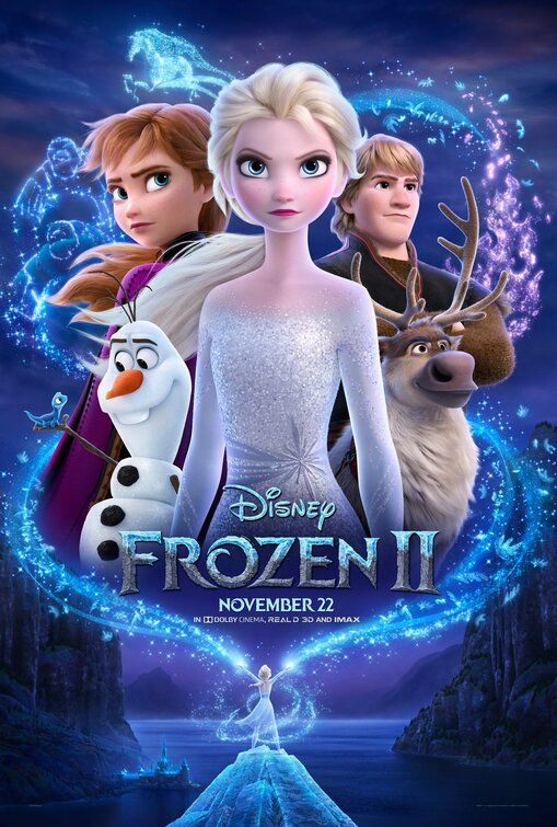 Sinopsis Film Frozen 2 2019 – Mencari Asal Usul Kekuatan Magis Elsa