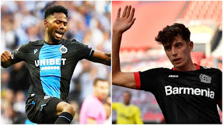 Bayer Leverkusen To Replace Chelsea Transfer Target Havertz With Dennis