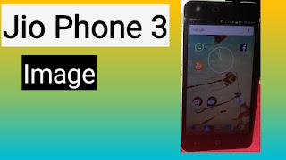 Jio Phone 3 image