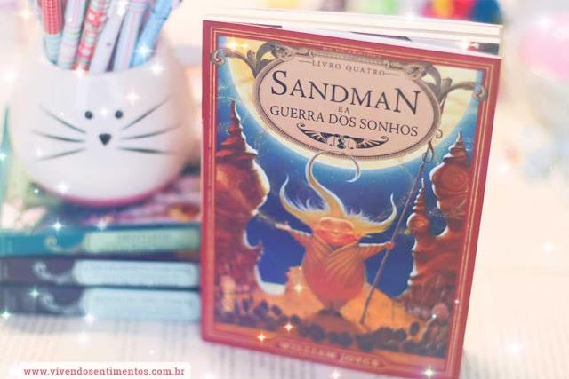 Sandman e a Guerra dos Sonhos - Os Guardiões Livro 4 - William Joyce