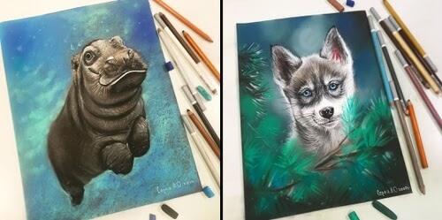 00-Cute-Animals-Анастасия-Серая-www-designstack-co