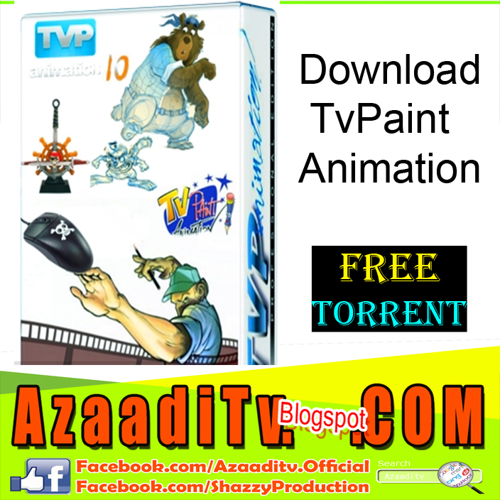 TVPaint Animation 10 Pro Portable download pc