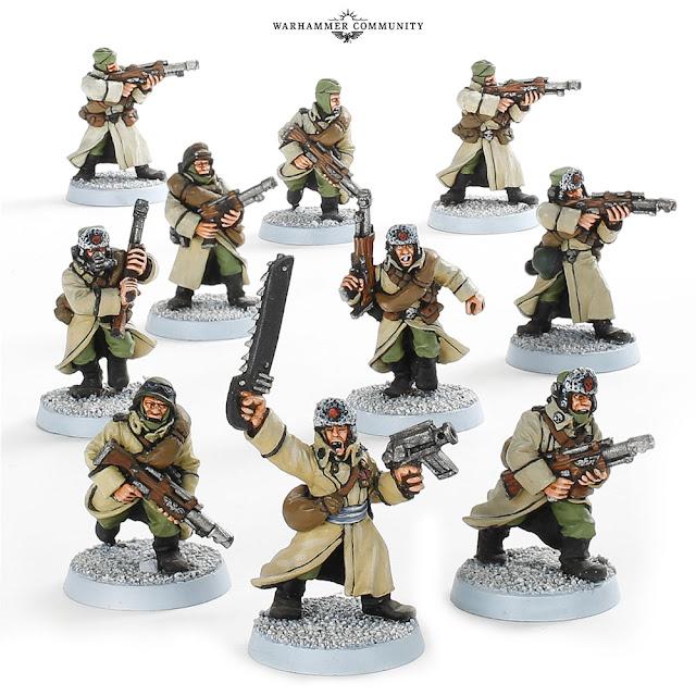 Escuadra Tropas Valhalla