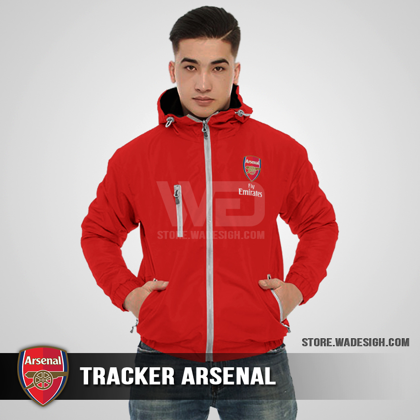 Jaket Tracker Waterproof Arsenal