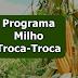 Bossoroca: Sementes de milho do sistema troca-troca já estão disponíveis para retirada