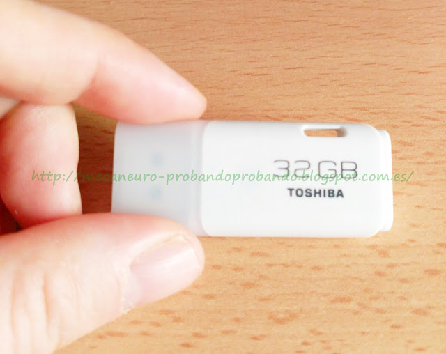 MEMORIA USB TRANSMEMORY TOSHIBA 32 GB