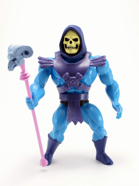Tutte le versioni di Skeletor