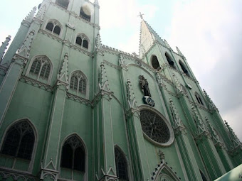 Heritage Series: the all-steel San Sebastian Church