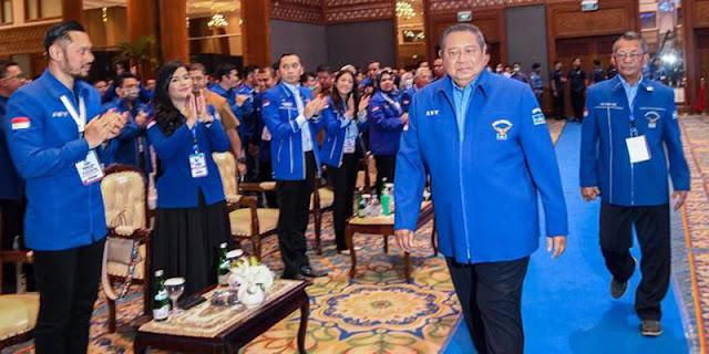 Kudeta Demokrat, Harga Diri SBY Dan Keluarga Dipertaruhkan