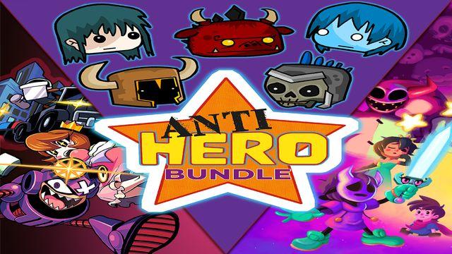 Anti Hero Bundle v1.0.0 NSP XCI For Nintendo Switch