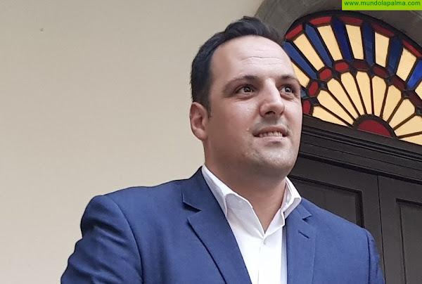 Jonathan Felipe, alcalde de la Villa de Breña Alta 'El apoyo a nuestra cultura: a propósito de Paco Viña'