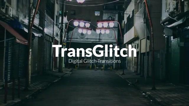 transglitch free premiere pro templates