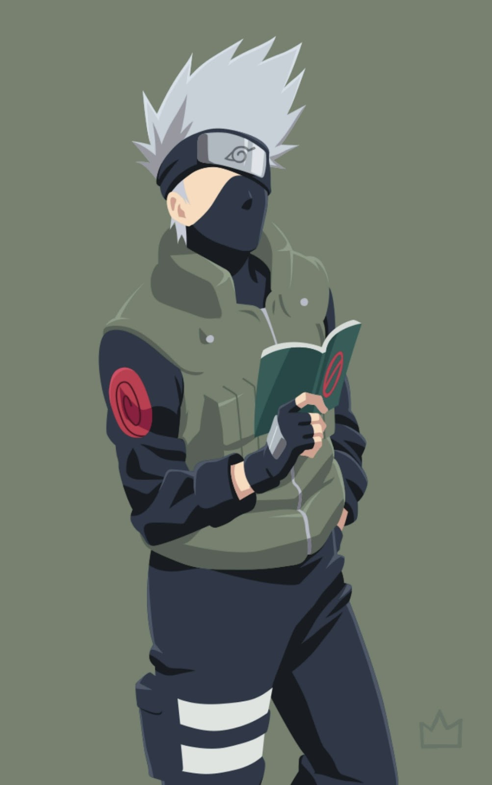 5 Download Wallpaper hatake kakashi vector untuk Android dan Whatsapp