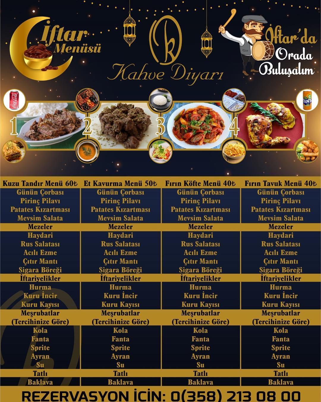 amasya iftar menüsü amasya iftar yerleri amasya iftar menü fiyatları amasya ramazan menüsü