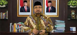Menag, Yaqut Cholil: Pemerintah Tetapkan Iduladha 1442 H Pada Selasa, 20 Juli 2021