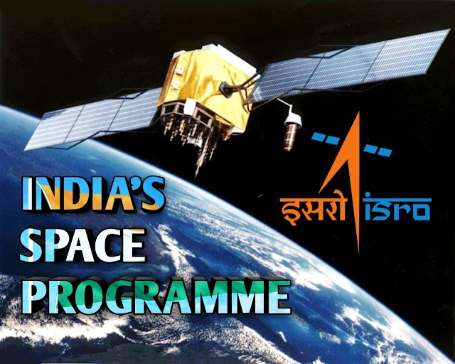 India's Space Programme: History of ISRO