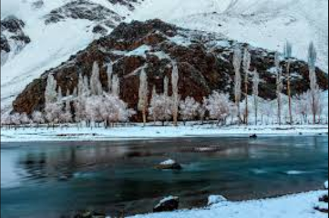 The MostBeautiful And Attractive Places Of Phandar North Pakistan,2021