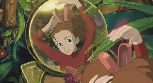 Karigurashi no Arrietty Movie Subtitle Indonesia