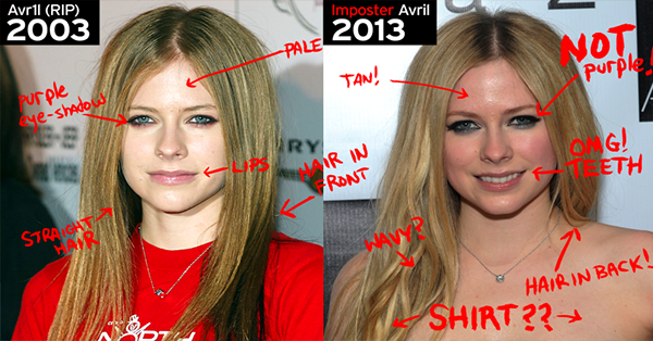 Has avril lavigne lost her virginity
