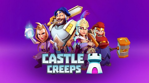 Download Castle Creeps TD MOD Infinite Gems Gold for Android