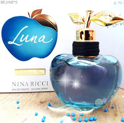 Parfum : Les Belles de Nina - Luna Notino