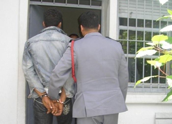 تفكيك عصابة تحترف النصب بإيمنتانوت واعتقال زعيمها