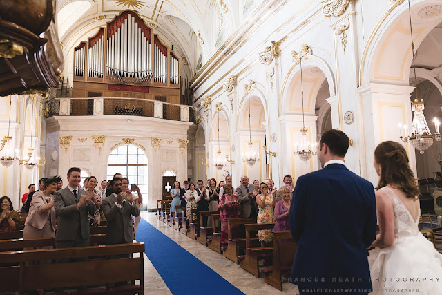 Ceremony Santa Maria Assunta Positano