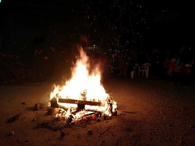 Ανοίγουν το Τριώδιο στο Άργος με φωτιές, σουβλάκια και χορό