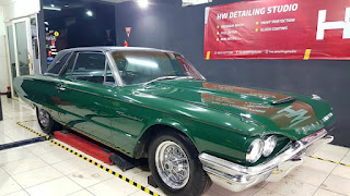 Cascade Green 1964 Ford Thunderbird Coupe V8