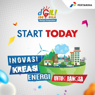"Pertamina ""IDE Gila"" Energy Competition 2017"