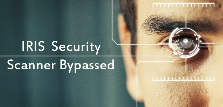 bypass hack IRIS Biometric Security Systems