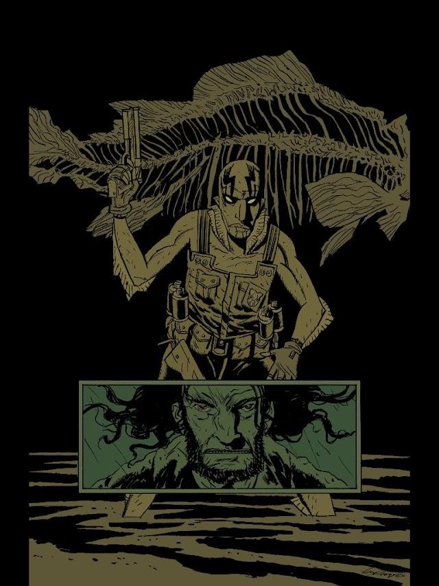 AIDP (volumen 1) de Mike Mignola y otros autores