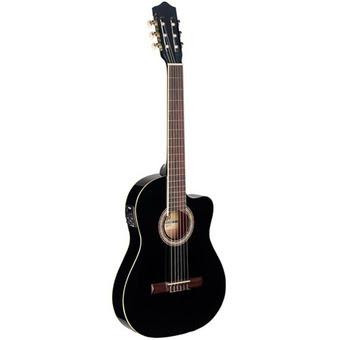 Đàn Guitar Classic Stagg C546TCEBK