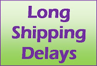 Long shipping delays