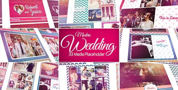 Videohive Wedding 19977448