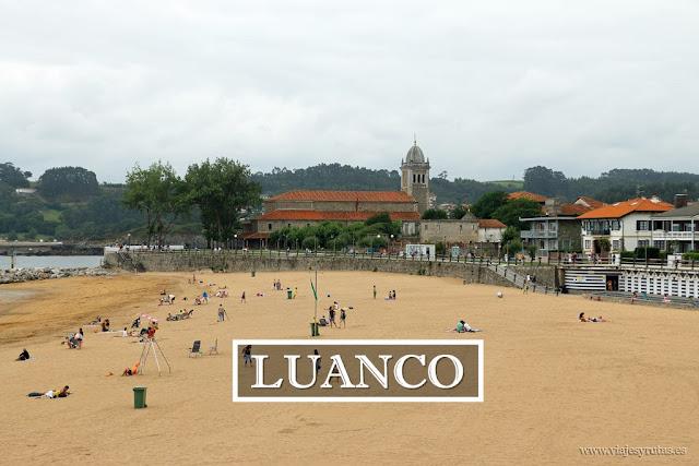 Qué ver y qué hacer en la villa marinera de Luanco