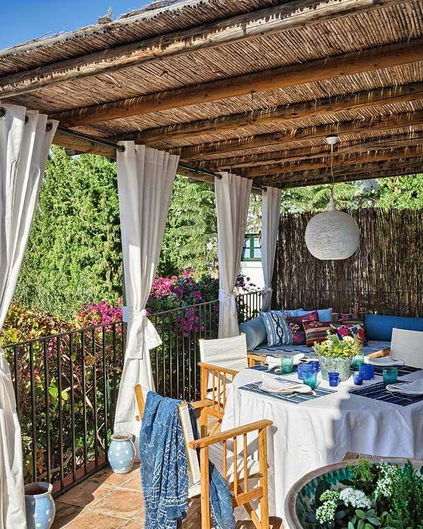 Soulouposeto for Progetti di pool house con cucina esterna