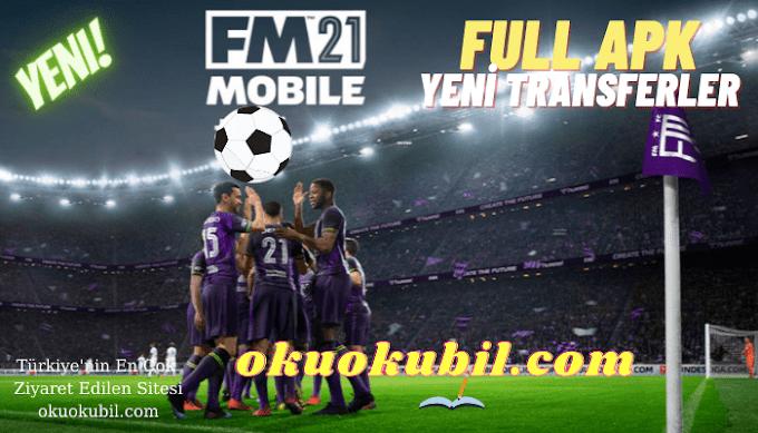 Football Manager 2021 Touch v21.3.0 Yeni Transferler Full Apk İndir