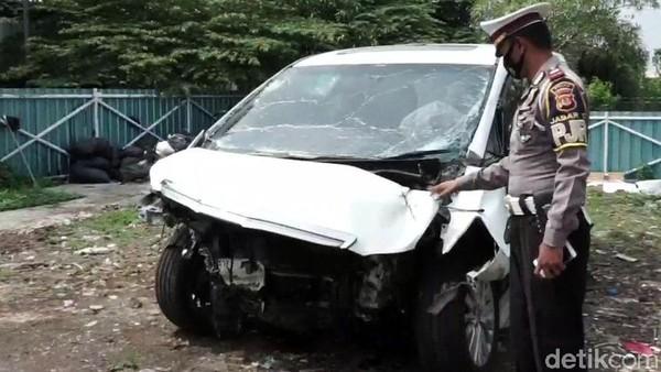 Polisi: Mobil Ditumpangi Hanafi Rais Ditabrak dari Belakang, Penabrak Kabur