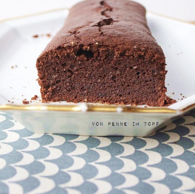 Penne Im Topf Schoko Mandel Kuchen