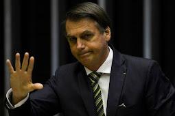 """Bolsonaro diz que pegou áudio das ligações da portaria """"antes que fosse adulterado"""""""